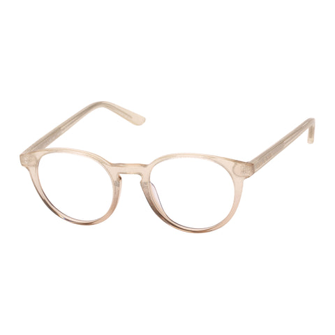 Sass And Bide Female Lucy In The Sky Tan Round Optical Frames