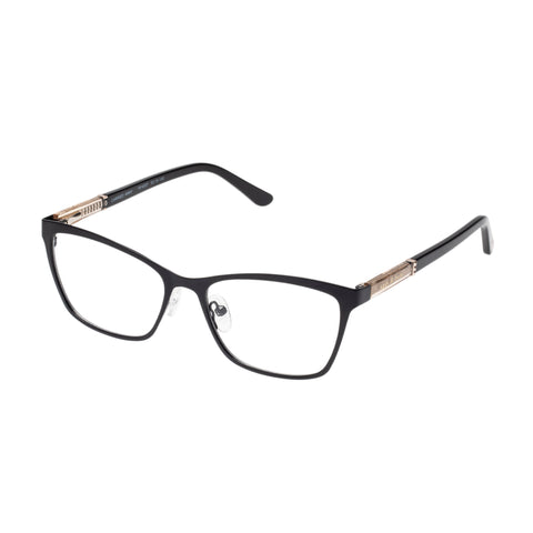 Sass And Bide Female Carried Away Black Modern Rectangle Optical Frames