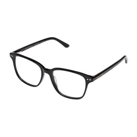 Sass And Bide Female Accra Treasure Black Square Optical Frames