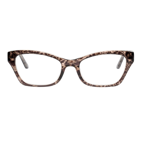 Sass And Bide Female Savanna Spirit Pattern Cat-eye Optical Frames