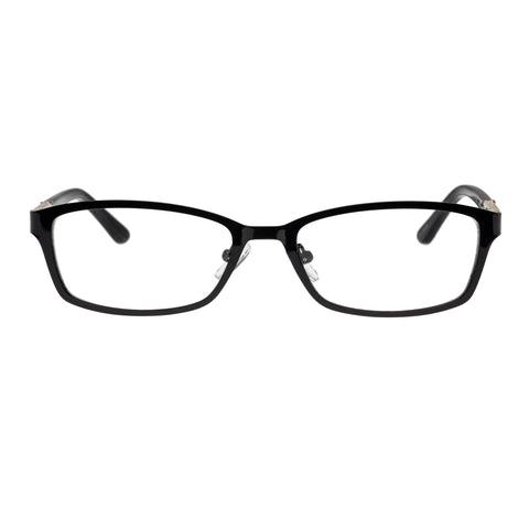 Sass And Bide Female Gaia Black Rectangle Optical Frames
