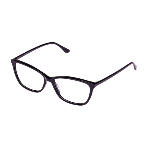 Sass And Bide Female Faithful Black Cat-eye Optical Frames