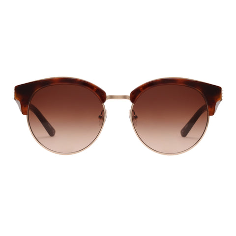 Sass And Bide Female Ashram Neato Tort Round Sunglasses
