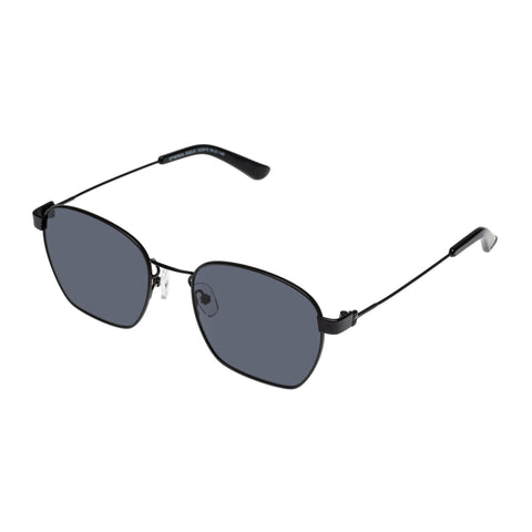 Sass And Bide Female Ethereal Egeus Black Square Sunglasses