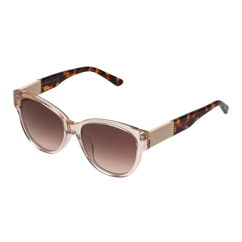 Sass And Bide Female Dreamy Disguise Beige Modern Rectangle Sunglasses