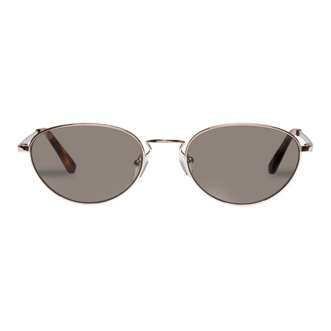 Sass And Bide Female Serpens Spark Gold Cat-eye Sunglasses
