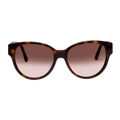 Sass And Bide Female Dreamy Disguise Tort Modern Rectangle Sunglasses