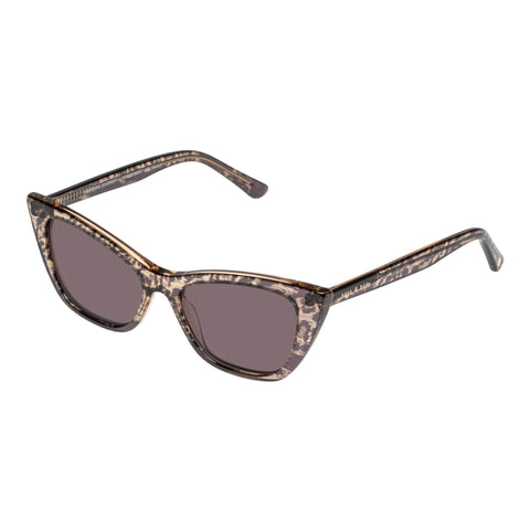 Sass And Bide Female Obscure Journey Pattern Cat-eye Sunglasses