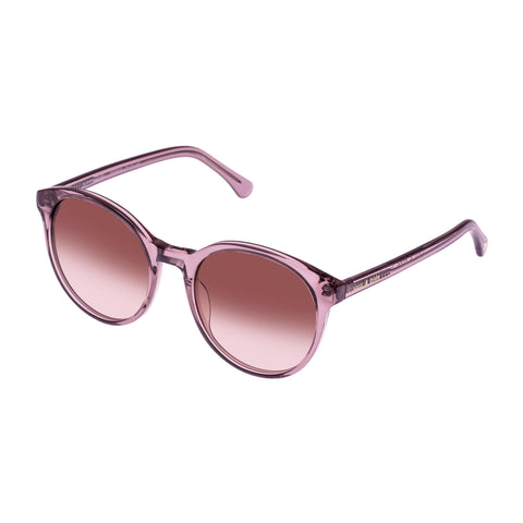 Sass And Bide Female Supernature Grey Round Sunglasses