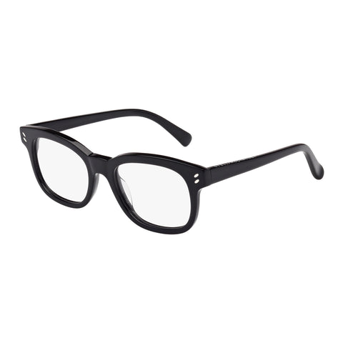 Stella Mccartney Female Sc0005o001 Black (26) Black Wrap Fashion Optical Frames