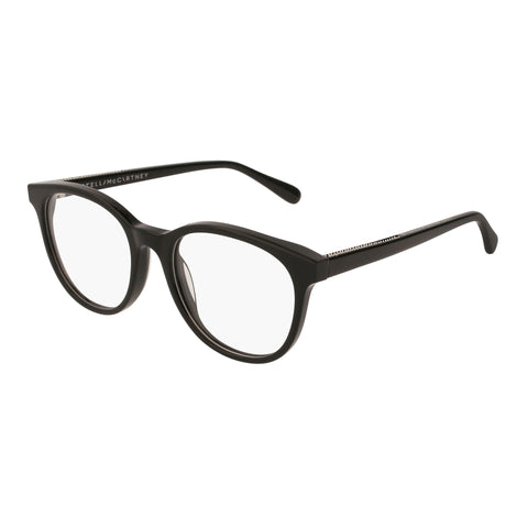 Stella Mccartney Female Sc0094o001 Black (70) Black Wrap Fashion Optical Frames