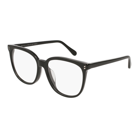 Stella Mccartney Female Sc0121oa001 Black (70) Black Unspecified Optical Frames