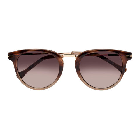 Seafolly Female Jervis Bay Tort Round Sunglasses