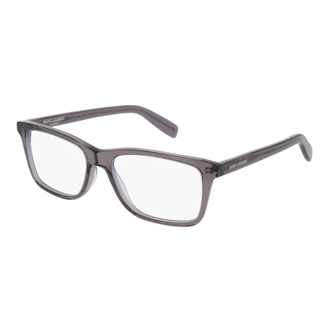 Saint Laurent Male Sl164 Grey Round Optical Frames