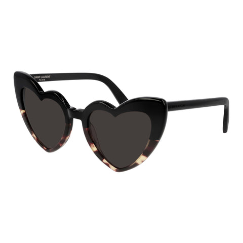 Saint Laurent Female Sl181loulou Tort Round Sunglasses