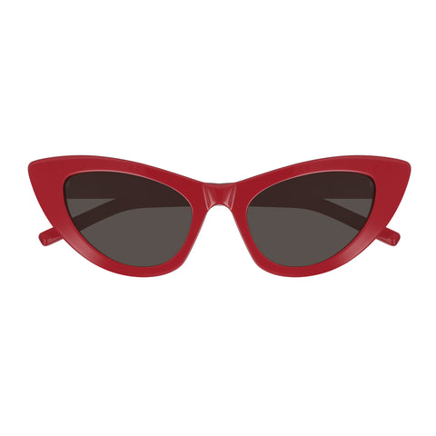 Saint Laurent Female Sl213lily Red Cat-eye Sunglasses