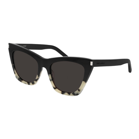 Saint Laurent Female Sl214kate Tort Cat-eye Sunglasses