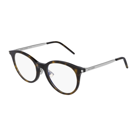 Saint Laurent Uni-sex Sl268 Tort Round Optical Frames