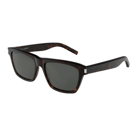 Saint Laurent Male Sl274 Tort Modern Rectangle Sunglasses