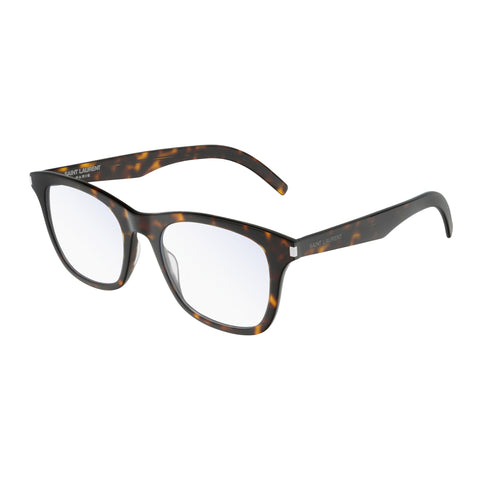 Saint Laurent Uni-sex Sl286fslim Tort Round Optical Frames