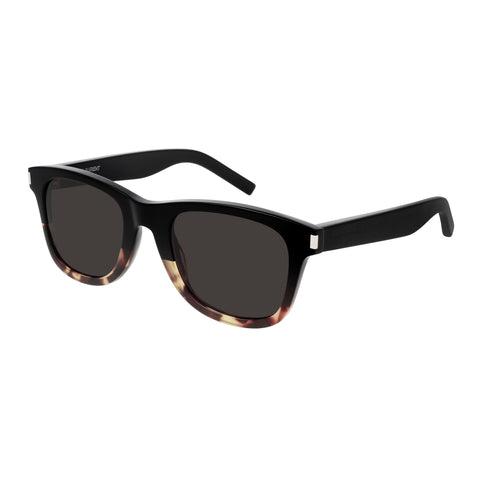 Saint Laurent Uni-sex Sl51 Tort Rectangle Sunglasses