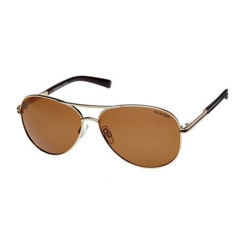 Cancer Council Female Paddington P Gold Aviator Sunglasses