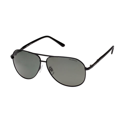 Cancer Council Male Derby Black Aviator Sunglasses