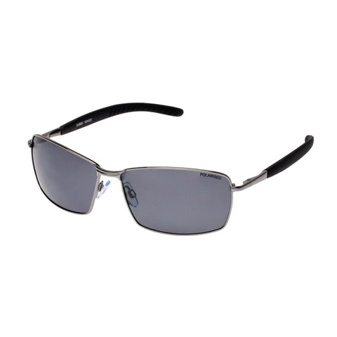 Cancer Council Male Dubbo Gunmetal Classic Sunglasses