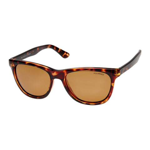 Cancer Council Female Mollymook Tort Modern Rectangle Sunglasses