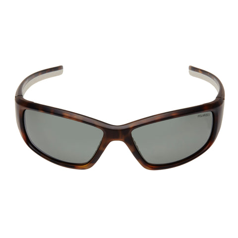 Cancer Council Male Grafton Grey Wrap Sport Sunglasses
