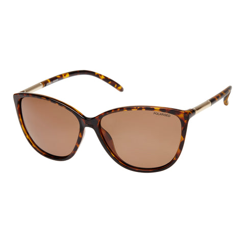 Cancer Council Female Sofala Tort Modern Rectangle Sunglasses