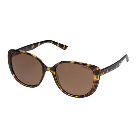 Cancer Council Female Anula Tort Modern Rectangle Sunglasses