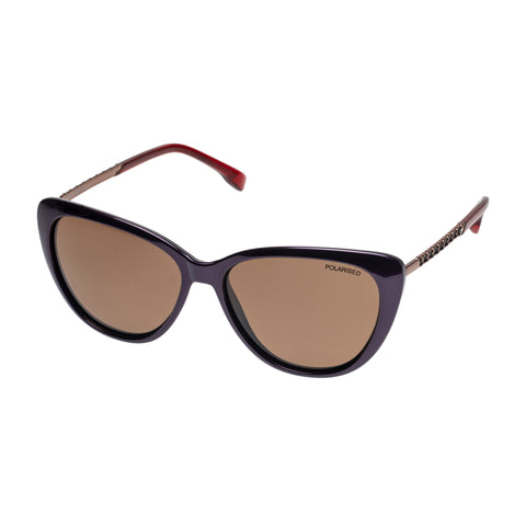 Cancer Council Female Eden Purple Cat-eye Sunglasses