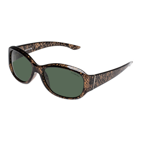 Cancer Council Female Cadia Tort Rectangle Sunglasses