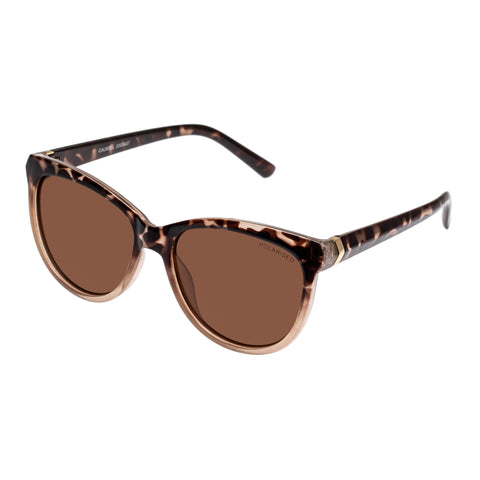 Cancer Council Female Calwell Tort Round Sunglasses
