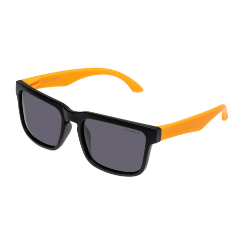 Cancer Council Male Homebush Black Modern Rectangle Sunglasses