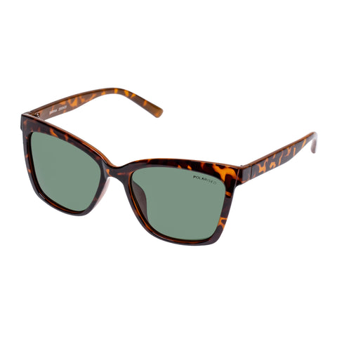 Cancer Council Female Sarina Tort Cat-eye Sunglasses