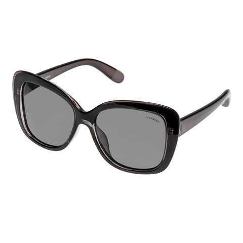 Cancer Council Female Valery Grey Butterfly Sunglasses