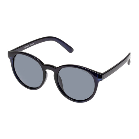 Cancer Council Female Cocoroc Navy Round Sunglasses
