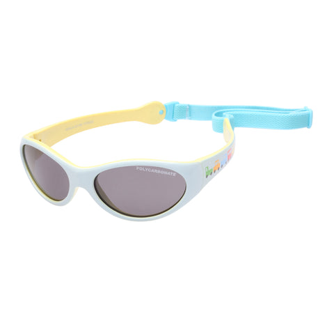 Cancer Council Male Koala Cc I Blue Oval Sunglasses