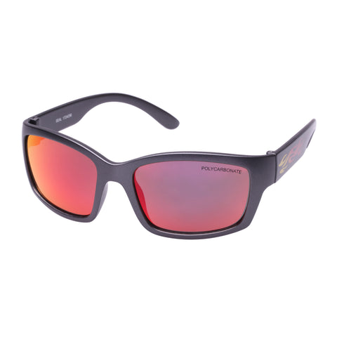 Cancer Council Male Seal K Black Wrap Sport Sunglasses