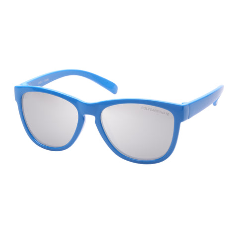 Cancer Council Male Eagle K Blue Modern Rectangle Sunglasses
