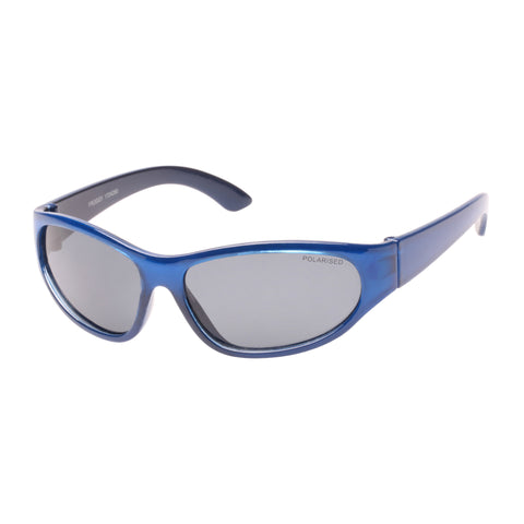 Cancer Council Male Froggy T Blue Wrap Sport Sunglasses