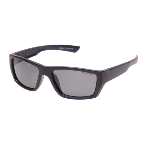 Cancer Council Male Hawk K Navy Modern Rectangle Sunglasses