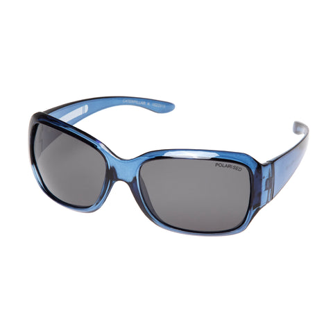 Cancer Council Female Caterpillar K School K Navy Wrap Fashion Sunglasses