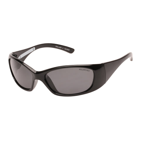 Cancer Council Male Wallaby K School K Black Wrap Sport Sunglasses