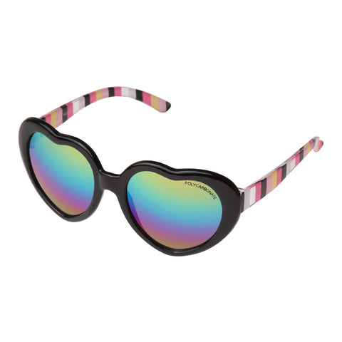 Cancer Council Female Lovebug K Black Wrap Fashion Sunglasses