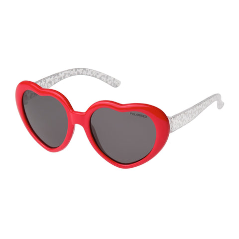 Cancer Council Female Lovebug K Red Wrap Fashion Sunglasses