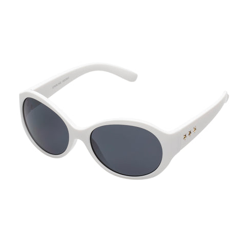 Cancer Council Female Starling K White Wrap Fashion Sunglasses