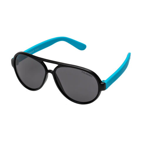 Cancer Council Male Dinosaur T Black Aviator Sunglasses